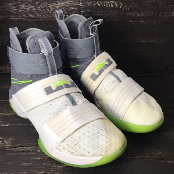 Nike Shoes | Lebron Soldier 10 Size 12